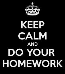 More Homework